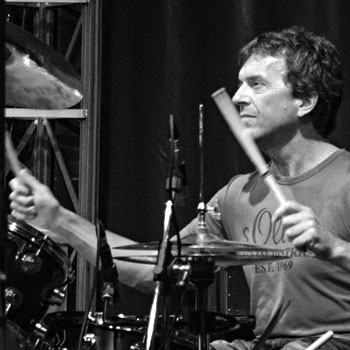 Andreas Kühr, Schlagzeug
